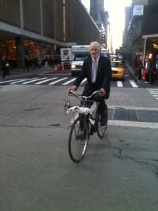 Mitch on 5th Avenue